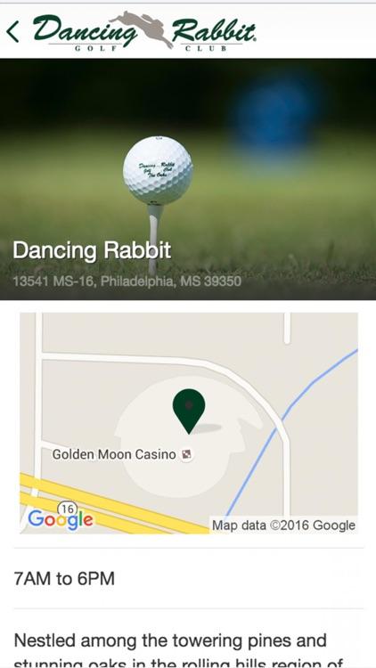 Dancing Rabbit Golf Course screenshot-4
