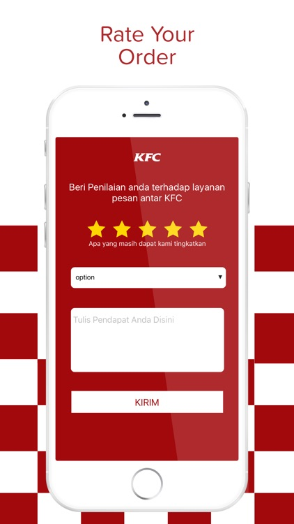 KFC Indonesia-Home Delivery screenshot-4