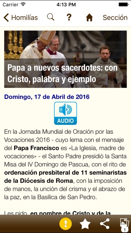 El Papa y mi Fe screenshot-4