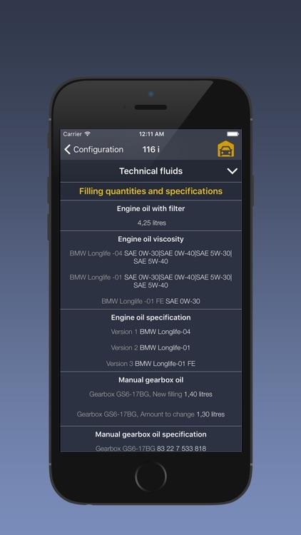 TechApp for BMW screenshot-4