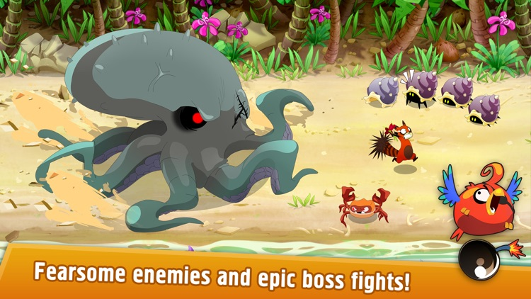 Rakoo's Adventure screenshot-3