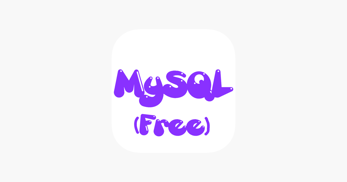 MySQL Functions Reference Free on the App Store