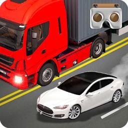 VR Highway Traffic Racing Fever