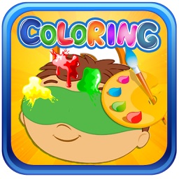 Many Color -  Coloring Book