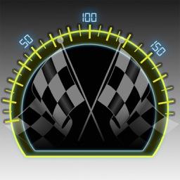 Track Speed Timer HD