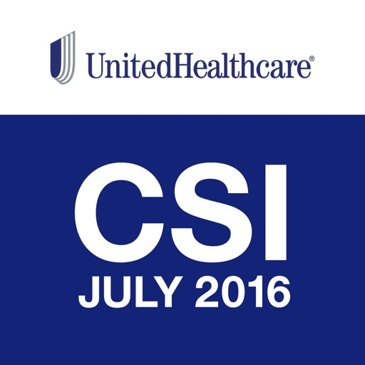 2016 UHC CSI Conference