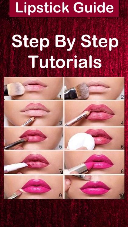 Lipstick Makeup Tutorials