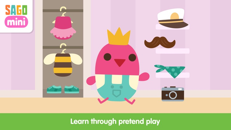 Sago Mini Babies screenshot-2