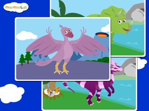 恐竜のゲーム - 子供たちの活動や塗り絵のおすすめ画像2