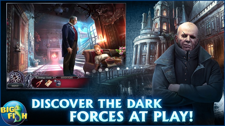 Grim Tales: The Heir - A Mystery Hidden Object Game (Full) screenshot-0