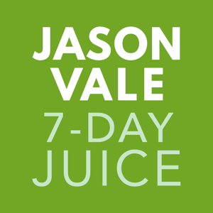 Jason Vale's 7-Day Juice Challenge (7lbs in 7 Days) ios app
