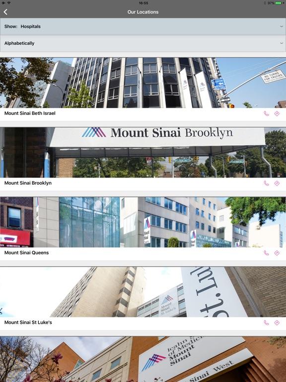 App Shopper: Mount Sinai NY (Healthcare & Fitness)