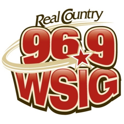 Real Country 96.9 WSIG Mobile iOS App