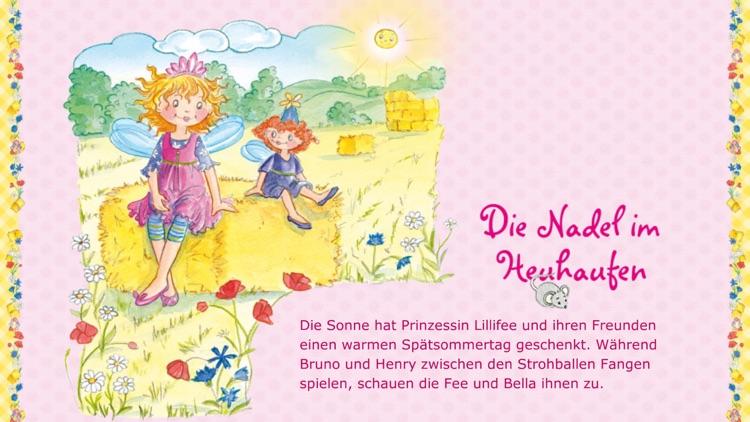 Prinzessin Lillifee: Süße Feen-Geschichten - Band 5 screenshot-3