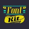 Fontkit - Typography Generator, Cool Fonts and Creative Photo Designer Ranking