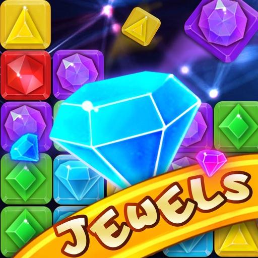 Clear Jewels—colourful,fun