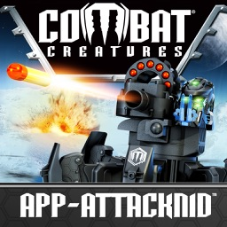 Combat Creatures App-Attacknid