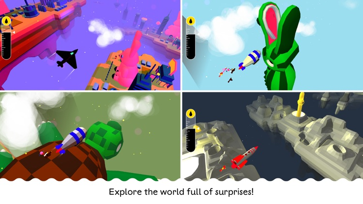 Planes Adventures by BUBL screenshot-4