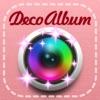 DecoAlbum(デコ アルバム)〜コラージュ日記〜