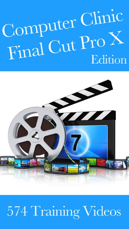 Computer Clinic Final Cut Pro X Edition by Beebs Apps