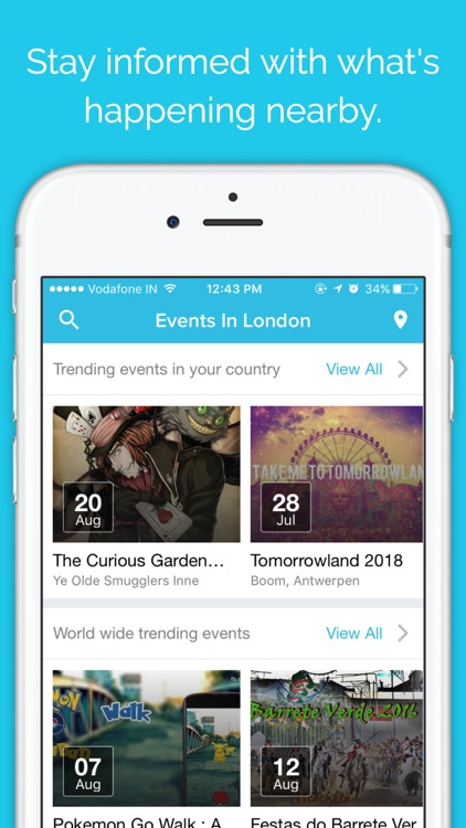 All Events in City - Discover Local Events