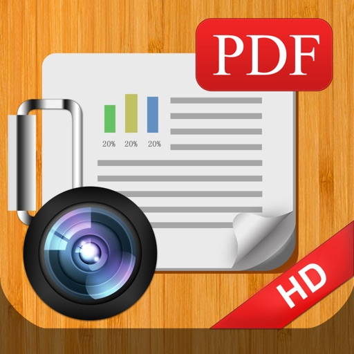 WorldScan HD - Scan Documents & PDF