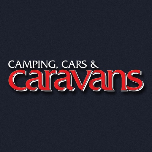 Camping, Cars & Caravans icon
