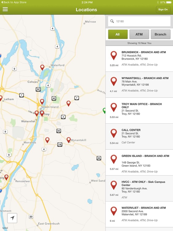 Pioneer-Mobile Bank for iPad screenshot-4