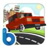 Sandbox City - A toy car for children