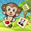 ABC Jungle Words for preschoolers, babies, kids to learn English