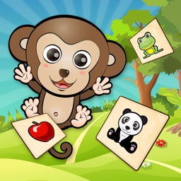 ABC Jungle Words for preschoolers, babies, kids, learn English