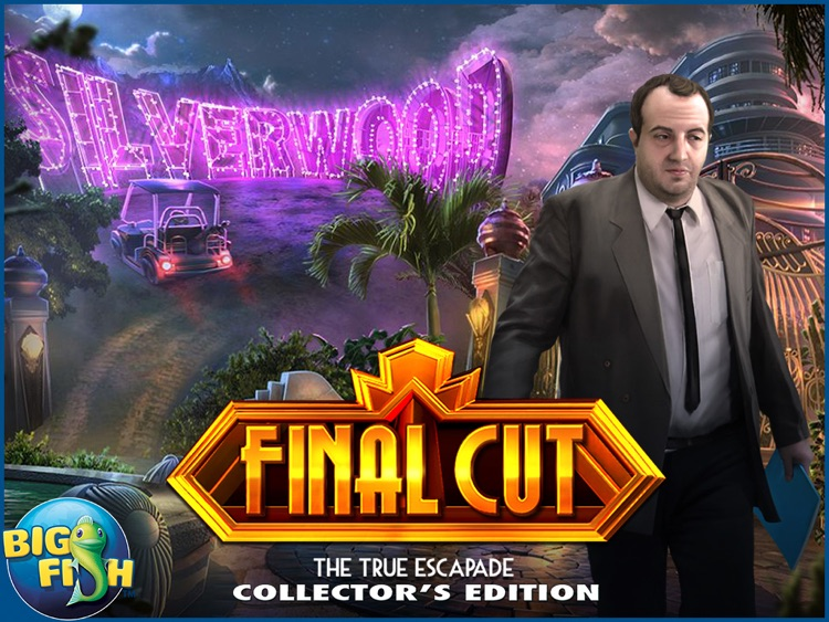 Final Cut: The True Escapade HD - A Hidden Object Mystery Game (Full) screenshot-4
