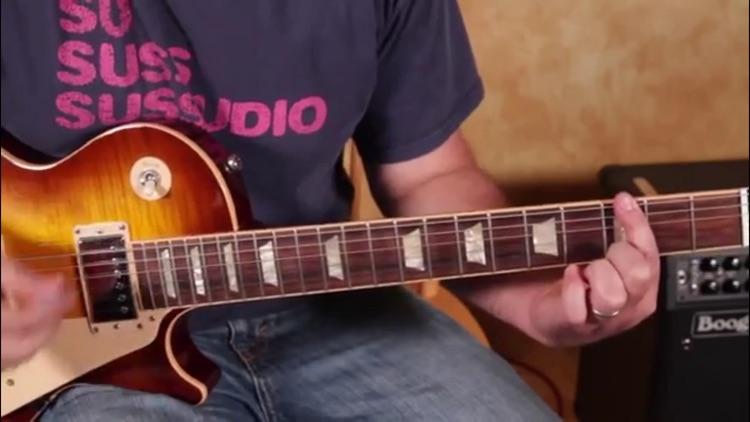 Electric Guitar Master Class