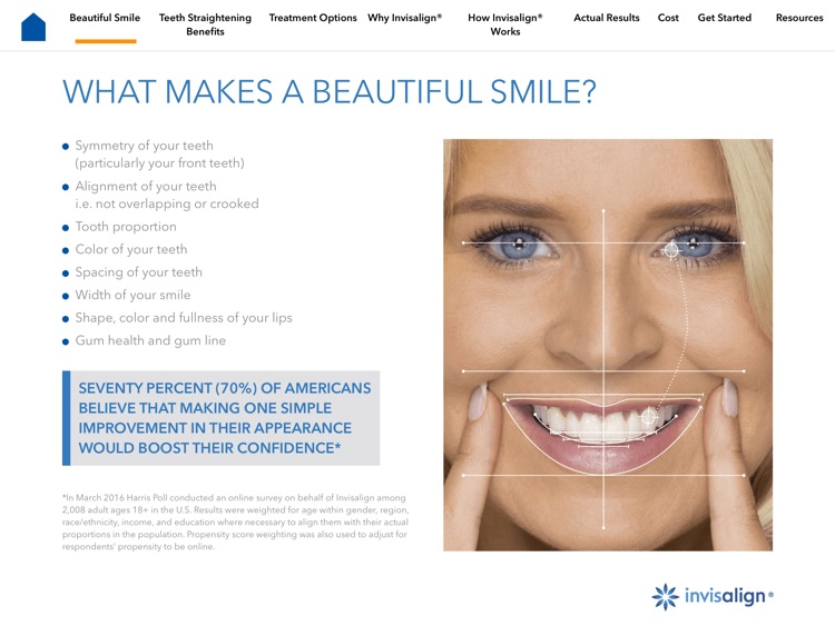 Invisalign Dentist Consultation App screenshot-0