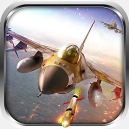 F16 vs F18 Dogfight Air Battle 3D