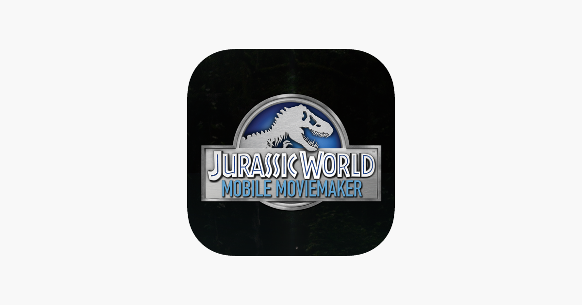 Jurassic World Mobile Moviemaker On The App Store