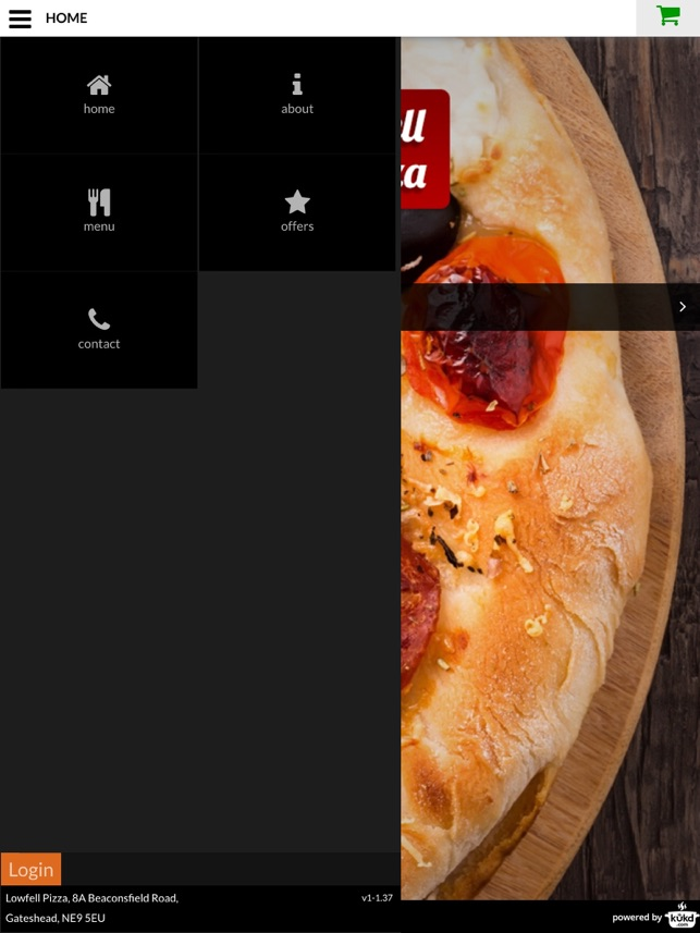 Lowfell Pizza Takeaway On The App Store