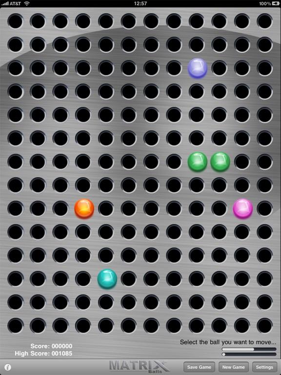 Matrix Balls для iPad