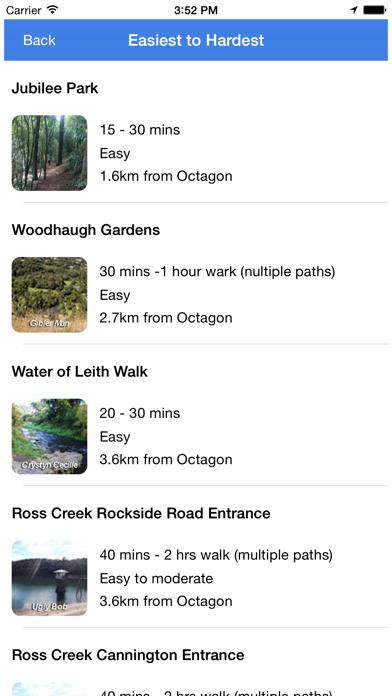Dunedin Walking Trails App 2