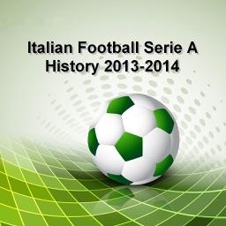 Football Scores Italian 2013-2014 Standing Video of goals Lineups Top Scorers Teams info