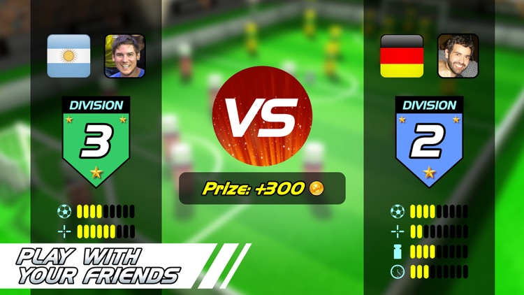 Superstar Pin Soccer - Table Top Cup League - La Forza Liga of the World Champions