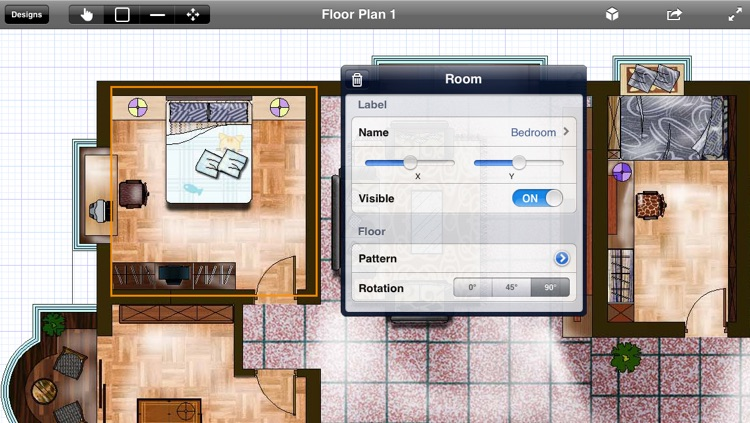 Interior Design 3D - design floor plans screenshot-3
