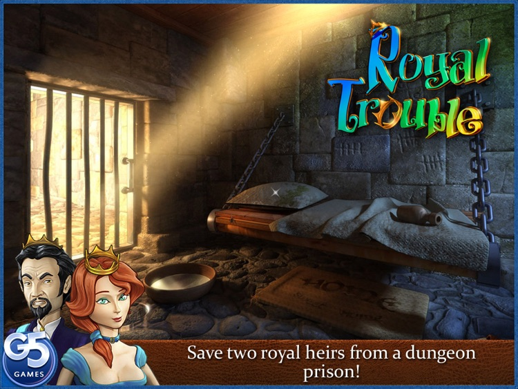 Royal Trouble HD screenshot-0
