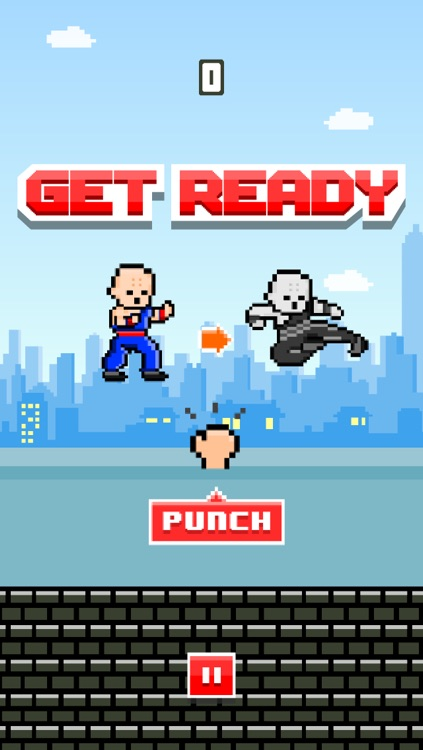 Tiny Fighter - Play Free 8-bit Retro Pixel Fighting Games