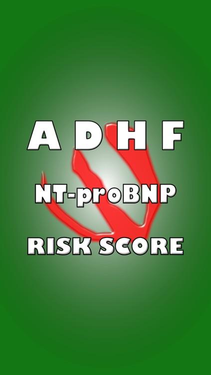 ADHF/NT-proBNP Risk Score Calculator