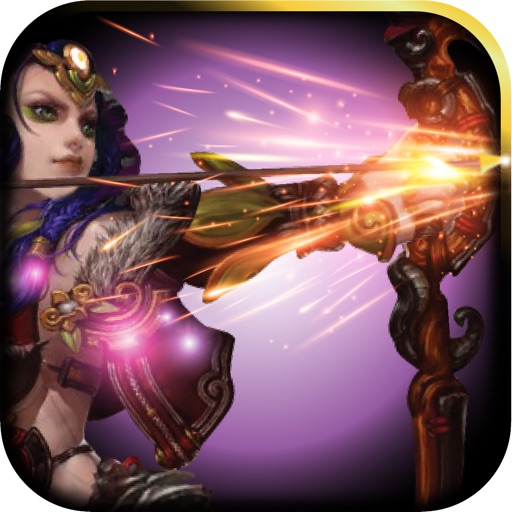 Amazon Arrow PRO :  Clash of the warriors vs heroes - Bow and arrow archery shooting game