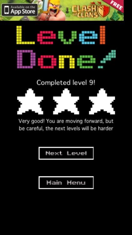 Pixel Colors puzzle game screenshot-4