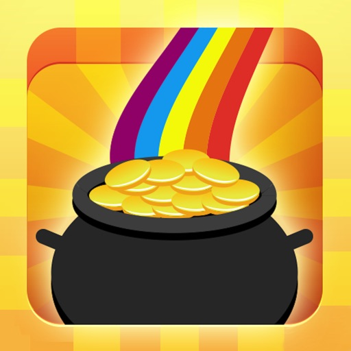 Crazy Leprechaun Run Game - Lucky Rainbow Gold Adventure Edition - FREE icon