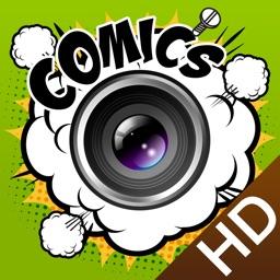 Manga Comics Camera for iPad