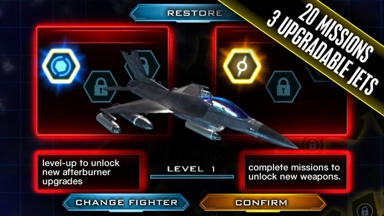 Benjamin Jet Fighters